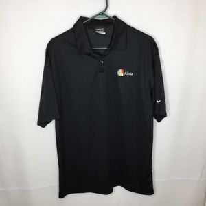 Nike Golf medium polo Altria logo